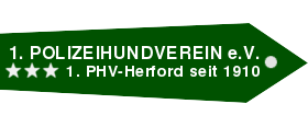 1. Polizeihundverein Herford e.V.